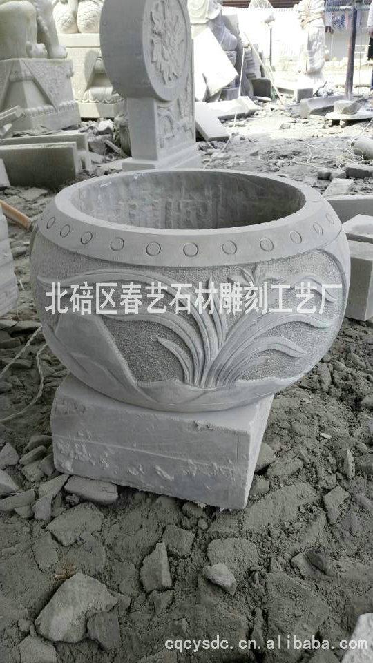 精致柱础石