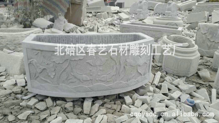 精致石水缸