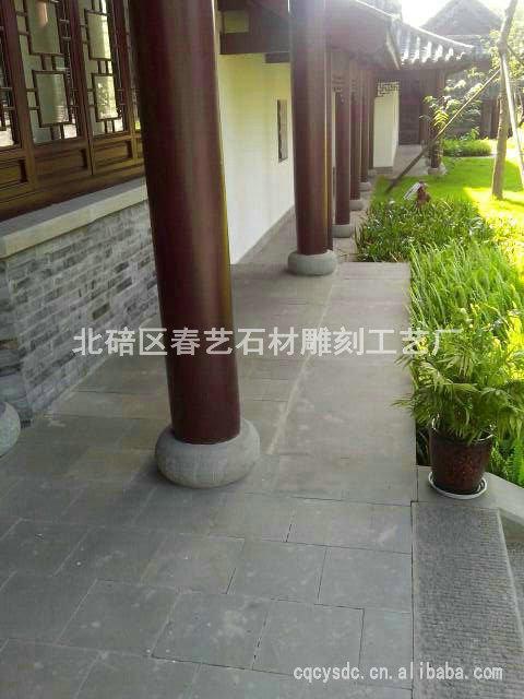 ❤仿古石雕柱础❤可成中流砥柱