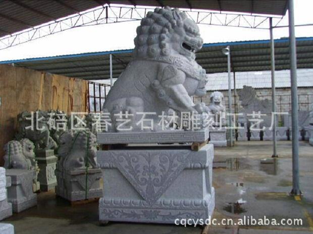 让●重庆石雕●成为城市的协调者