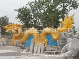 四川龙柱虽是建筑材料,但也重视装饰