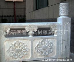 云南石栏杆的设计可个性,但须符合工程