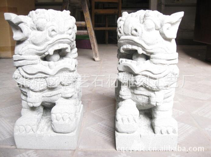 动物石雕石刻